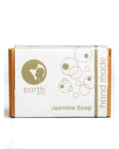 Handmade Jasmine Soap I Nourishing and Natural Baby soap (100 gms)